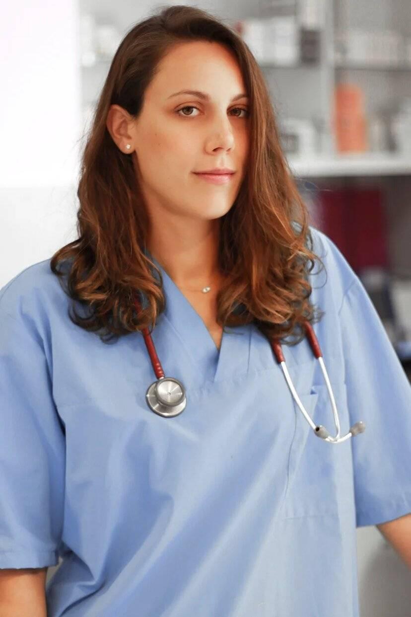 Dr. Katerina Parisaki(Veterinarian)